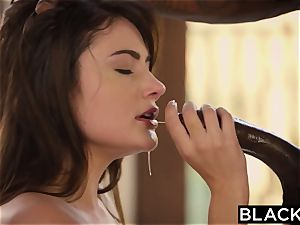 BLACKED first-ever bi-racial For beauty Adria Rae