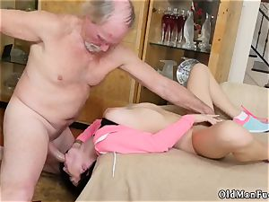 red head college lady with sugar dad hard-core Dukke the Philanthropist