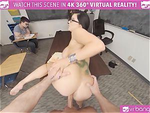 VRBangers schoolteacher Romi Rain Getting stuffed By A man