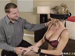 The hubby of Brandi enjoy lets her pummel a different fellow