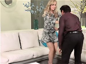 beautiful wifey Brandi love gets her hubby back