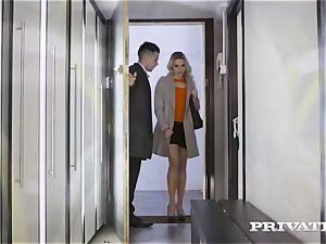 Private.com - Mia Malkova pokes in the cave