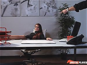 Madison Ivy has her perky cunt speared