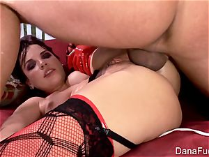 Dana DeArmond luvs a excellent ass-fuck ravaging session