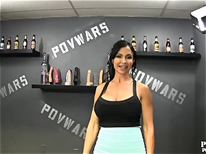 pov Wars jewels Jade gets porked by 5 boys in a row