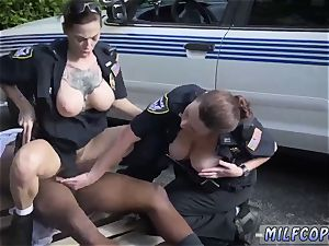 platinum-blonde milf squirt and curly hair I will catch any perp with a yam-sized black man-meat, and
