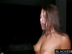 BLACKEDRAW young wife is now addicted to ebony bulls