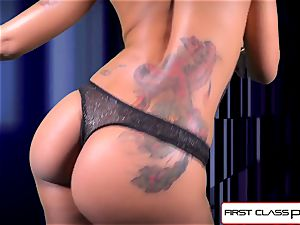 FirstClassPOV - watch skin Diamond gargling a giant man sausage