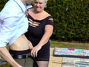 EuropeMaturE Milena Geting horny During mind-blowing play