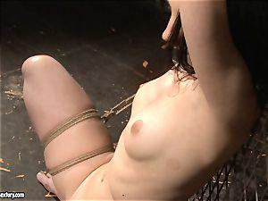 Kathia Nobili love smacking a lusty doll