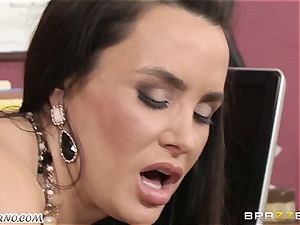 Lisa Ann - My big-titted mature fucky-fucky therapist