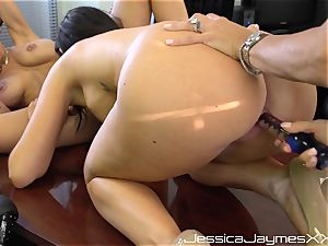 Kendall Karson toying with her steamy gfs