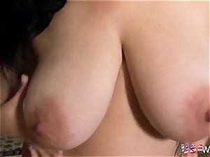 USAwives buxom lush Mature Solo getting off