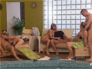 insane pool soiree part five