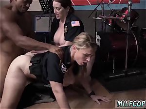 college uniform stocking raw video takes hold of police fuckin a deadbeat parent.