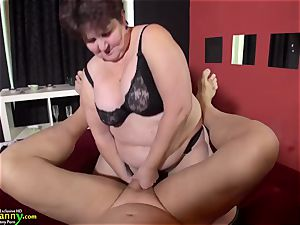 plumper and slim grannie gone sexual compilation