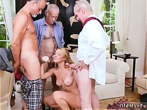 Step daddy assfuck Frannkie And The gang Tag squad A Door To Door Saleswoman