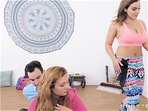 Natasha uber-cute jammed in her tight beaver
