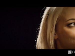 xCHIMERA - erotic hotel room screw with ash-blonde Katy Rose