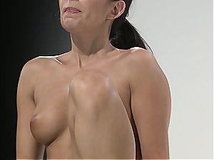 erotic Yoga with Nikki Daniels and Eric Masterson