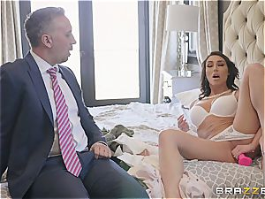 tying boy plumbs his friend's kinky wife