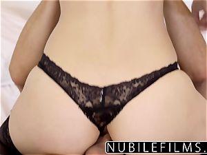 NubileFilms - mischievous light-haired Alexa mercy powerful fuck-fest