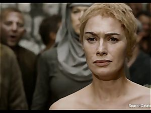 Lena Headey bares her nude bod in Game of Thrones