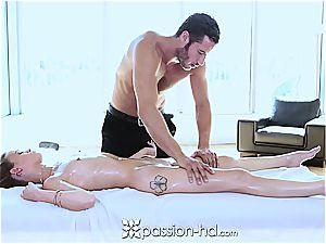 sex rubdown with Kacy Lane