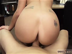 domination & submission bound and romped female with hefty cupcakes gets Puppy enjoy