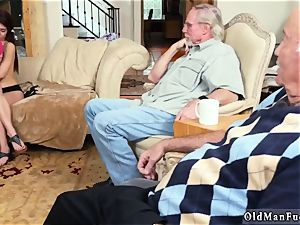 older ambisexual couple and stud vs youthfull buttfuck Maximas Errectis