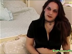 huge-titted nubile plumbed by Ed Powers