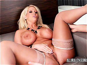 milf with humungous tits exhilarated wondrous joy in Vegas