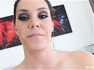 Interview with buxom hotty Alison Tyler