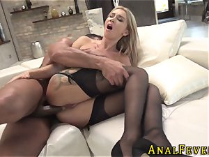 whores cock-squeezing culo inserted