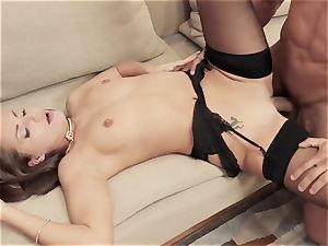sluts ABROAD - uber-sexy Russian tourist gets torn up deep