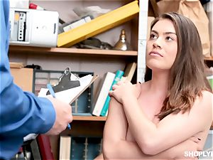 Veronique Vega romped by security guard hotwife style