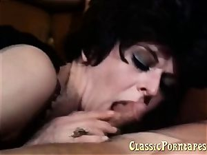 fantastic doll luvs rectal sex in this vintage pornography