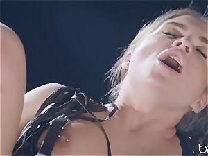Alessandra Jane spunk cummed after a rock-hard plumb