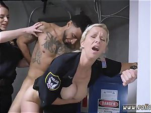 yam-sized titty cougar casting hd and black muscle dude Don t be dark-hued and suspicious around