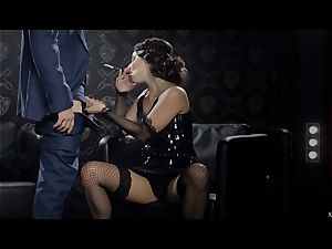 xCHIMERA - Hungarian Amirah Adara fetish creampie drill