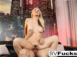 Sarah Vandella gets drilled firm