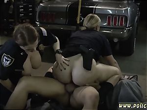 ebony mouth swallow and milf mommy poke hard-core Chop Shop owner Gets Shut Down