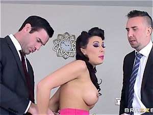 Rachel Starr banged in every crevice