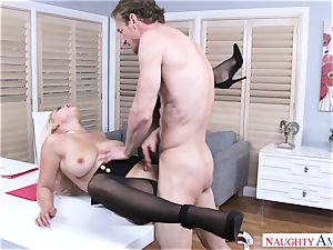 Kylie Page And Ryan naughty Office