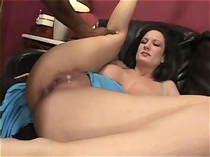 Randy Stephanie Wylde gets her moist cootchie pummelled