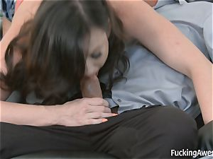 Jennifer milky wants her step-dads sausage