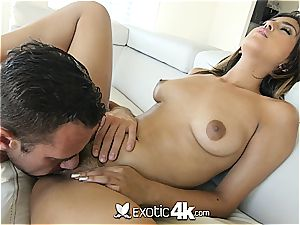 super-fucking-hot Latina Sophia Leone gets a big facial cumshot