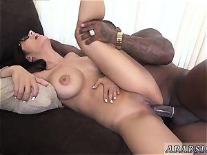 Ladywoman self facial Mia Khalifa tries A enormous black fuck-stick